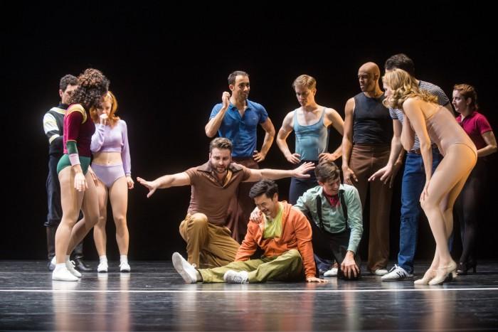 A Chorus Line Szenenfoto