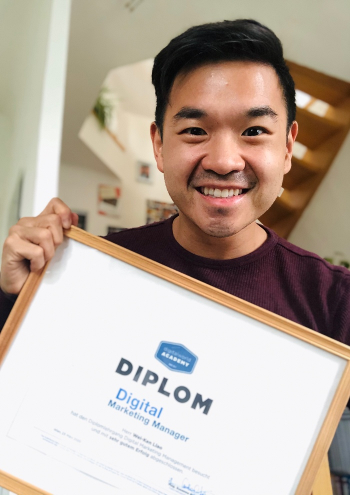 Diplom Digital Marketing Manager