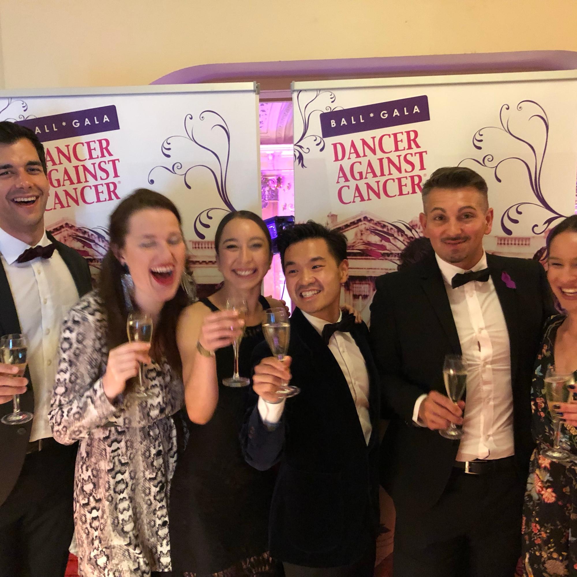 Dancer Against Cancer Gäste