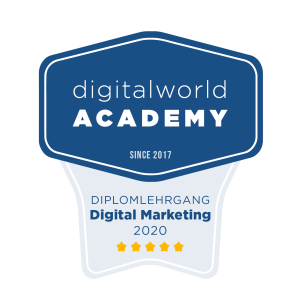 Digitalworld Academy Badge