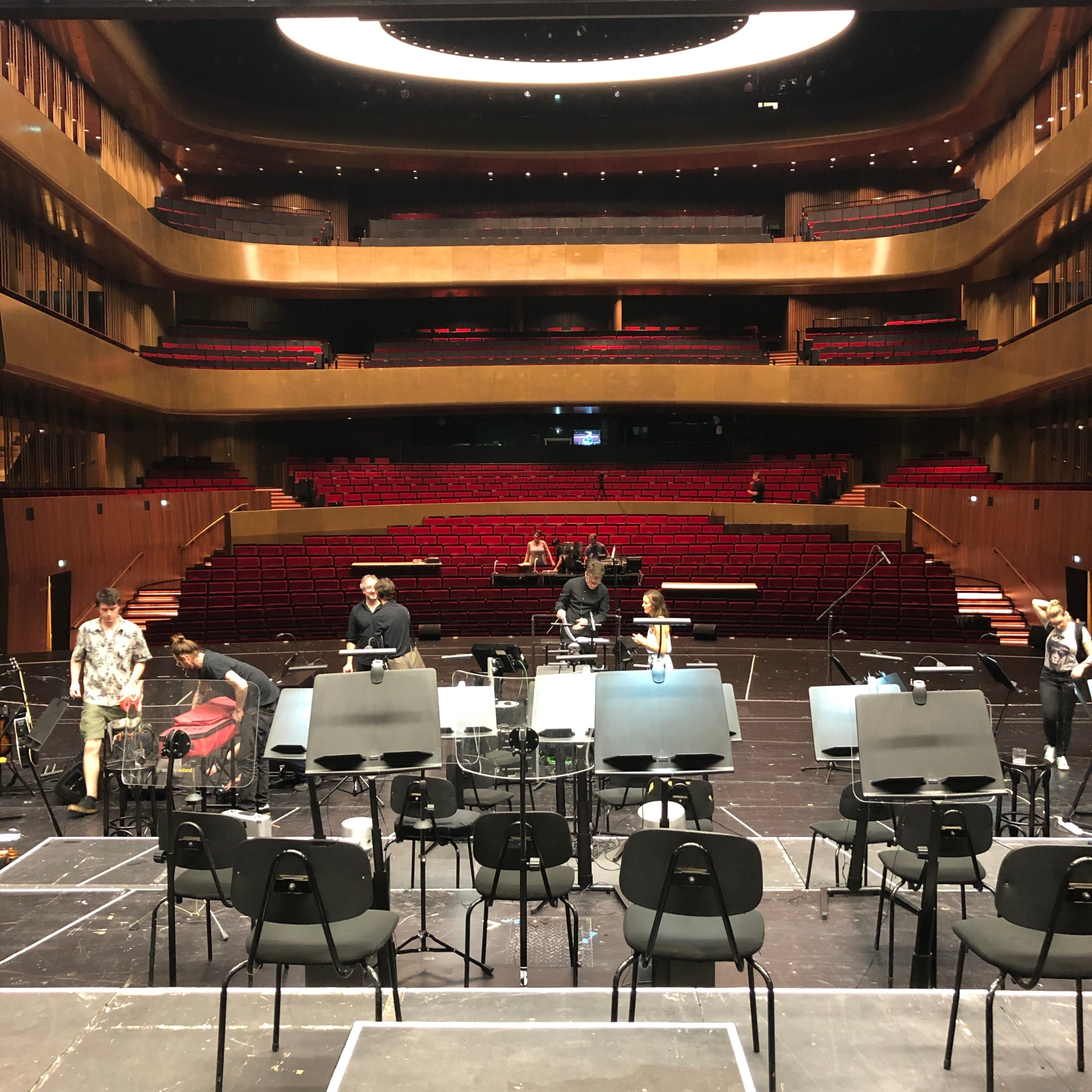 Landestheater Linz, Musiktheater