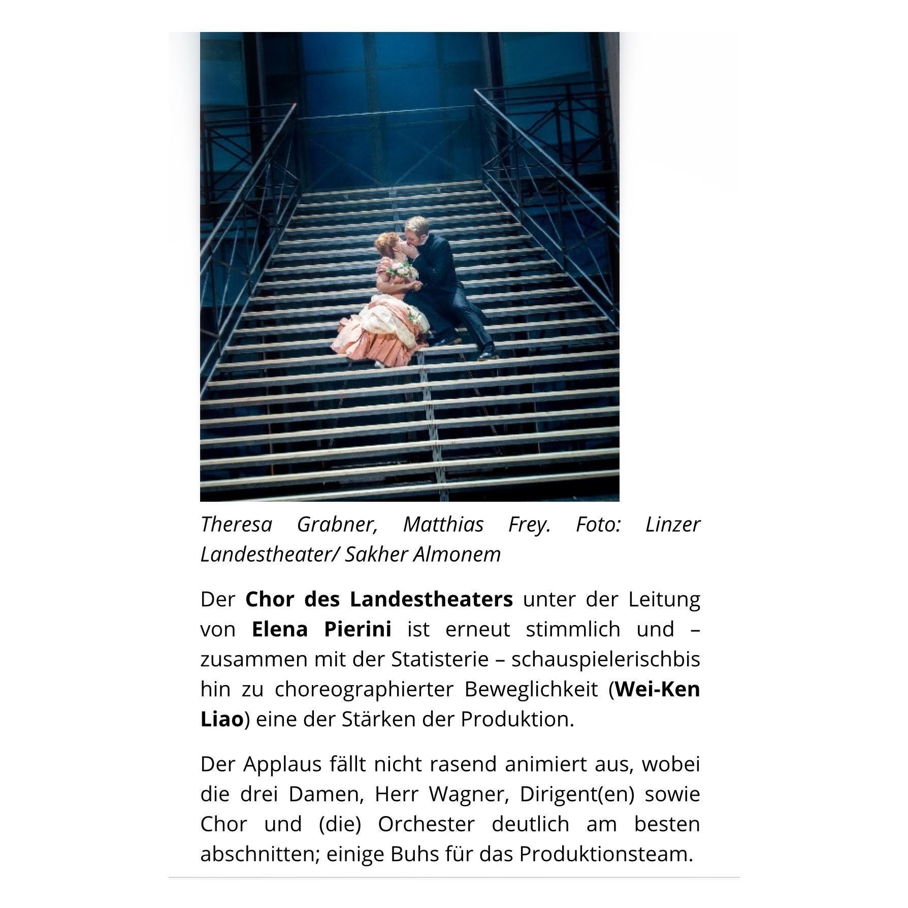 "Rezension ""Der Bettelstudent"" (Der Online Merker)"